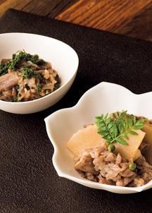 〈日本の極み〉〈京都岩さき〉京都牛の旨煮二種