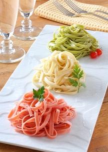 お野菜の手延べパスタ タリアテッレギフトセット  6食入