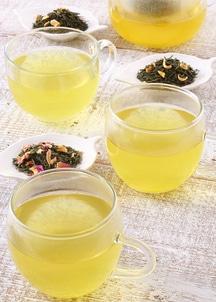 フレーバー日本茶3種のセット