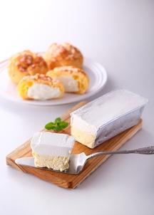 アマリアチーズケーキプレーン&ざらめミルクシュー6個セット