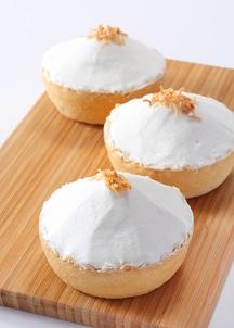 ココナッツクリームパイ(パンプキン)4個入