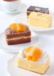 【期間限定200セット】梅月堂 昭和レトロなケーキ4種詰合せ 10個入