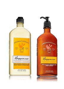 【Bath & Body Works】Happiness ボディケア2点セット