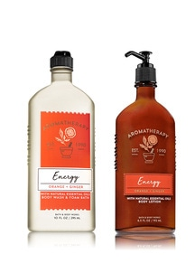 【Bath & Body Works】Energetic ボディケア2点セット