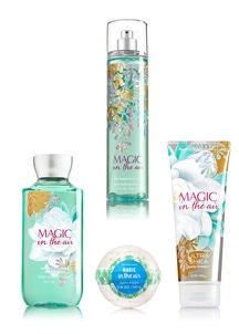 【Bath & Body Works】ボディケア4点セット マジック イン ザ エアの香り