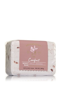 【Bath & Body Works】バニラ パチョリの香り バーソープ