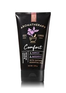 【Bath & Body Works】バニラ パチョリの香り スムージングボディスクラブ