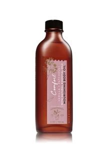 【Bath & Body Works】バニラ パチョリの香り ボディオイル