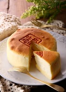 釜出しチーズケーキ