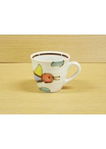 【有田焼】たっちゃんの空飛ぶ鳥・マグカップ