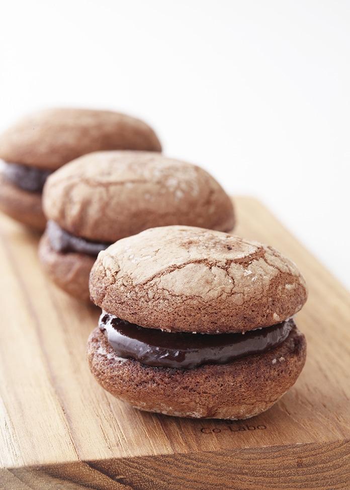 中津菓子かねい 生チョコクリームのブッセ 5個入