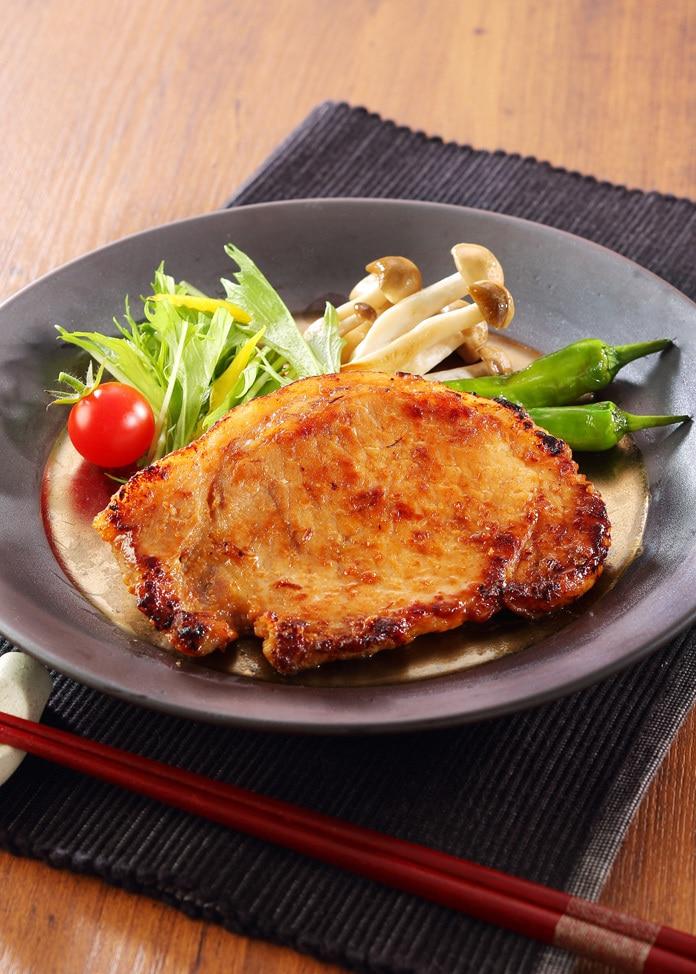 ホクニチ 大山豚ロース味噌漬けセット