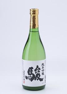 駿 純米吟醸 浮羽名水の滴