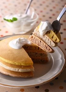 九州パンケーキ5種セット