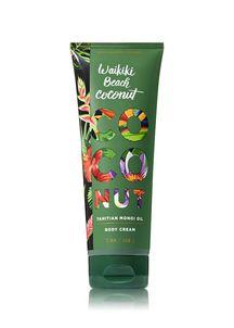 【Bath & Body Works】ワイキキビーチココナッツの香り ボディクリーム