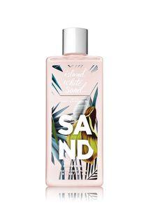 【Bath & Body Works】アイランドホワイトサンドの香り シャワージェル