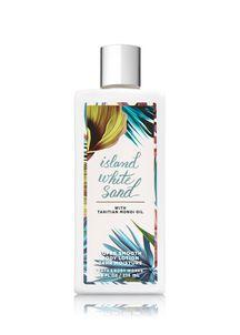 【Bath & Body Works】アイランドホワイトサンドの香り ボディローション