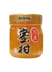 【サンヨー】プラボトル 国産蜜柑 6個入