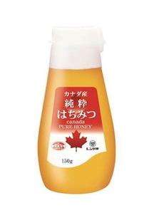 【日本蜂蜜】カナダ産純粋はちみつ 12本セット