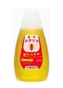 【日本蜂蜜】レンゲ印純粋はちみつ 12本セット