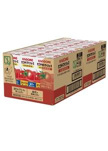 【カゴメ】トマトジュース 200ml 24本セット