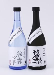 【球磨焼酎】朝霧の雫・頑固一代 2本セット(米焼酎)
