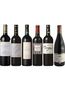 フランス金賞受賞赤ワイン6本セット