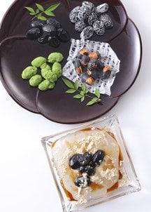 季節の詰合せ<わらび餅>紙箱(大)