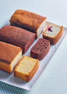 グルテンフリー米粉ケーキセット