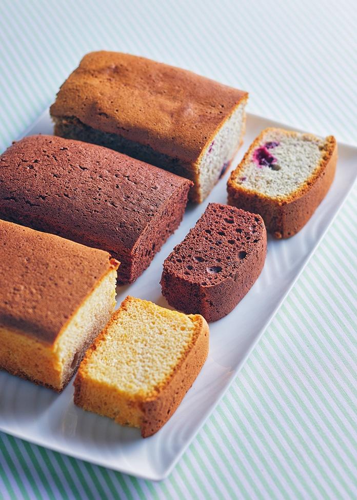 イタリア自然食品の店クッチーナ・リナルド グルテンフリー米粉ケーキセット