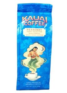 【Kauai Coffee Company】ホールビーンズ ピーベリー