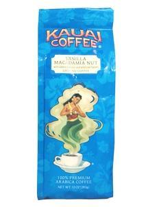 【Kauai Coffee Company】挽き豆  バニラマカダミアフレーバー