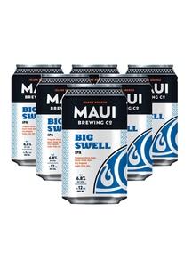 【Maui Brewing co.】ビッグスウェル  IPA 6本セット