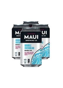 【Maui Brewing co.】ダブルオーバーヘッド Double IPA 4本セット