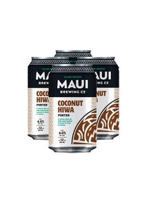 【Maui Brewing co.】ココナッツヒワ ポーター 4本セット