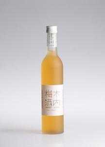 【日本一に輝いた極上梅酒】 木内梅酒 500ml×2