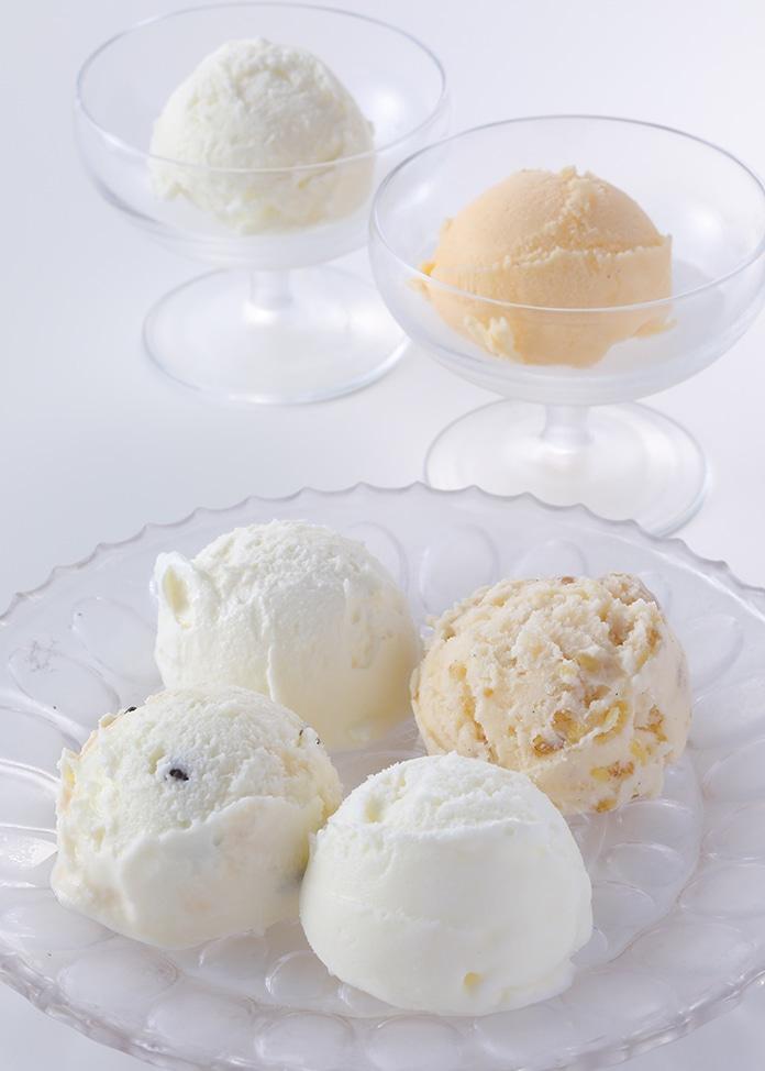 阿蘇天然アイス 阿蘇小国ジャージー牛乳のアイスクリーム( 6種8個入)