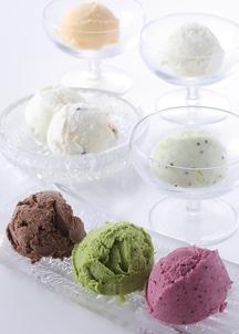 阿蘇小国ジャージー牛乳のアイスクリーム 8種セット