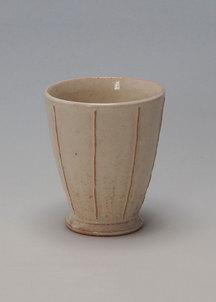 【萩焼】粉引 フリーカップ