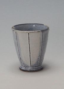 【萩焼】青釉 フリーカップ