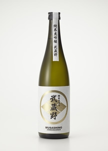 【父の日】武蔵野ブラック 純米大吟醸 720ml