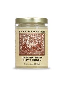 【レアハワイアン】オーガニック ホワイトキアヴェハニー 白いはちみつ