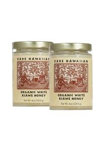 【レアハワイアン】オーガニック ホワイトキアヴェハニー 白いはちみつ 2個セット