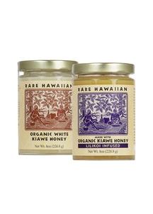 【レアハワイアン】白いはちみつ プレーン味・リリコイ味 2個セット