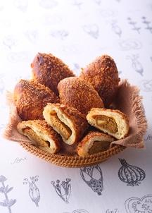 カレーパン2種(プレーン・チーズ 各6個 12個入)