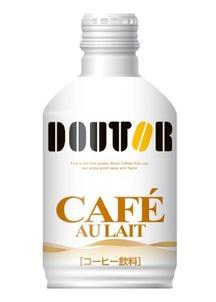 ドトールコーヒー カフェオレ 260g×48本