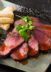 【三國清三推奨品】 北海道産牛 ローストビーフセット