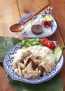 カオマンガイ(タイの鶏めし4食入)×2セット