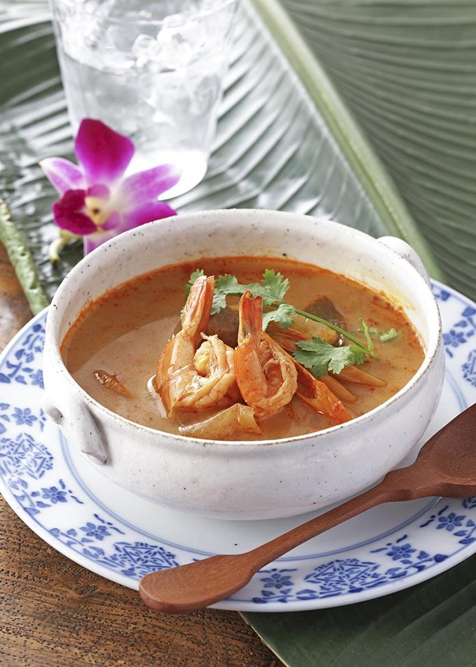 タイ料理専門店 パクチーデリ 【世界三大スープ】トムヤムクン(4食入)x2セット