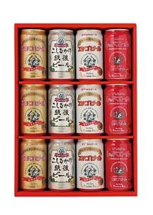 エチゴビール詰合せ 12本入